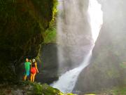 Tour a la cascada Salto del Angel Jardin